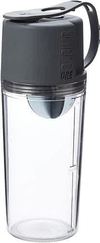 Umoro V3: The 3 in 1 BPA-Free Protein Shaker